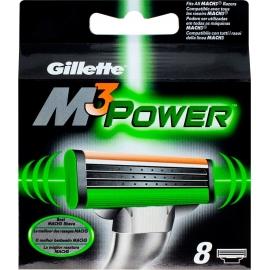 Лезвия Gillette Mach3 Power Германия Оригинал